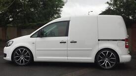 2013 VW Caddy 1.6tdi