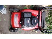 Petrol lawnmower Briggs & Stratton