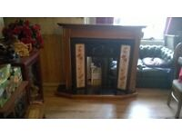 fire surround in good condition