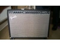 Fender 100 Twin Reverb