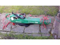 Qualcast leaf blower / vacuum - Turbovac 1100