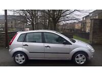 Ford Fiesta Zetec 1.4 2005 (55)**Automatic**Very Low Mileage**Long MOT**ONLY £1995