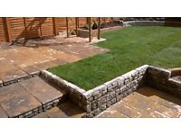 GARDENING AND BUILDING SERVICES: DRIVEWAY, DECKING, TURFING, PATIO, FENCING ,PAVING
