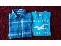 Hollister tops