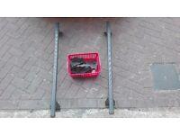 Roof rack kit Seat Toledo or VW Golf