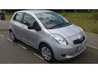 TOYOTA YARIS 2006 06 1.2 T3 5 DOOR HATCHBACK MANUAL, LONG MOT, 1795
