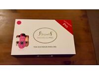 Laser Hair Removal Kit - No No Tecnology Schwartz Showliss Painless Pro Hair - BOXED New