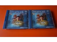 DREAMCAST SHENMUE COMPLETE NEAR MINT CONDITION.