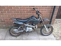 110 cc Pit bike