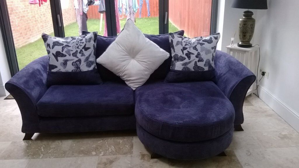 Dfs Escape 4 Seater Sofa In Middlesbrough North