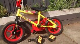 Toddler first bike