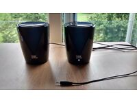 JBL Jembe aux speakers - GOOD CONDITION