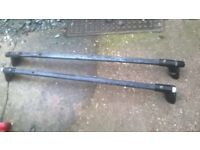 Renault kangoo 09 to 2013 roof bars