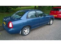 Daewoo Nubira CDX For Sale