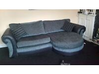 DFS Four Seater Lounger Sofa - Excellent Condition
