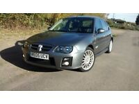 MG ROVER 1.4 ZR+ 105 (Grey) Very clean both inside & out, Lovely drive