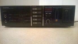pioneer A-X500 vintage 1983
