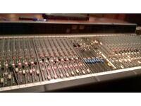 Allen &Heath GS3000 32 channel recording console