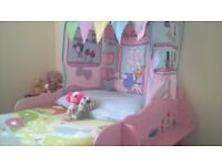 minnie mouse junior bed and mattress
