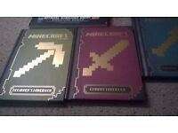 MINECRAFT, DIARY OF A WIMPY KID AND OTHER BOOKS