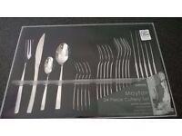 New & Unopened 24-piece Cutlery Set (Sabichi Mayfair)