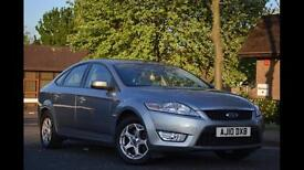 2010 ford Mondeo 2.0 tdci zetec parking sensors 1 year mot