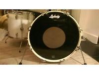 Vintage Drum Kit 22, 16, 13, 12 w/ Hi-Hats and Crash Cymbal