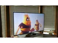 Samsung smart TV 48 (UE48H6400)