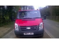 RECOVERY FORD TRANSIT 2007 CHEAPEST KENT SUSSEX