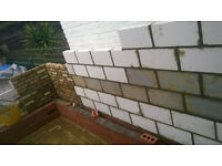 Poland team building works fundations extension brick and block works rendering isulation