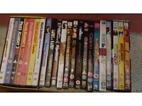 Dvd collection, 130+ dvds