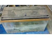 Fish tank 2 ft 6 Complete kit
