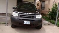 2003 Land Rover Freelander Pickup Truck