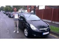 Manual and Automatic Driving Lessons. Urgent Test covered, High 1st Time Pass rate, Highway Code