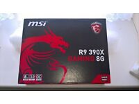 MSI ATI R9 390X top of the range Excellent Condition.