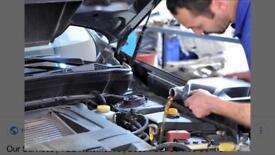 Motor mechanic / vehicle technician