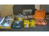 SELECTION OF POWER TOOLS SEE ALL PIC