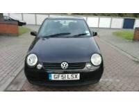 VW LUPO 1.0 MANUAL,51-REG 2001,LOW MILEAGE,LONG MOT,CLEAN CAR,£425 ONO CHEAP