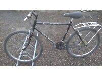 ADULT MOUNTAIN BIKES 2 OFF BOTH 21 IN FRAMES 26 IN WHEELS SEE ALL PIC