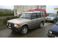 Land rover discovery TD300