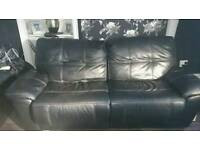 Beautiful Soft Italian Leather 3 Seater Sofa Offers Please as need gone ASAP