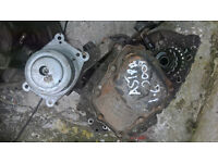GEARBOXES AUDI AND VW GOLFS AND VAUXHALL AND BMW MERC