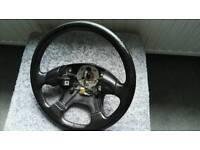 Mk3 VW Golf GTI Anniversary Steering Wheel - Excellent Condition