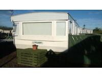Willerby Herald 1999 static caravan.