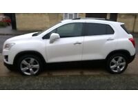 Chevrolet Trax, very good condition and well looked after with full service history.