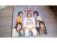 Bay City Rollers Rollin LP Vinyl Record BELLS -can post for extra-
