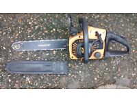 JCB PETROL CHAINSAW