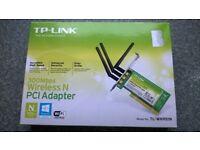 bnib tp link wireless card