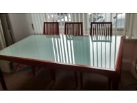 Quality Dining Table and Chairs