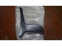 Mazda RX-8/RX8 - Genuine Mazda Mudflaps - front pair x1, rear pair x2
